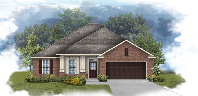 单亲家庭 为 销售 在 Twin Beech Estates - Rodessa Iii A Bronze Rd. Fairhope, Alabama 36532 United States