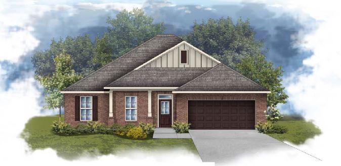 单亲家庭 为 销售 在 Twin Beech Estates - Rodessa Iii B Bronze Rd. Fairhope, Alabama 36532 United States