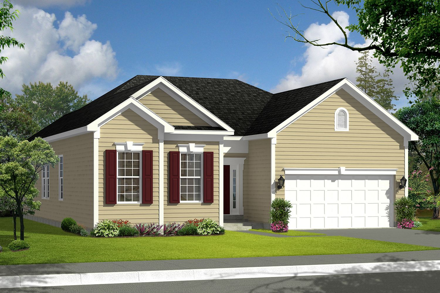 Single Family for Sale at The Meadows - Juniper Ii 219 Meadow Ponds Lane Maidsville, West Virginia 26541 United States