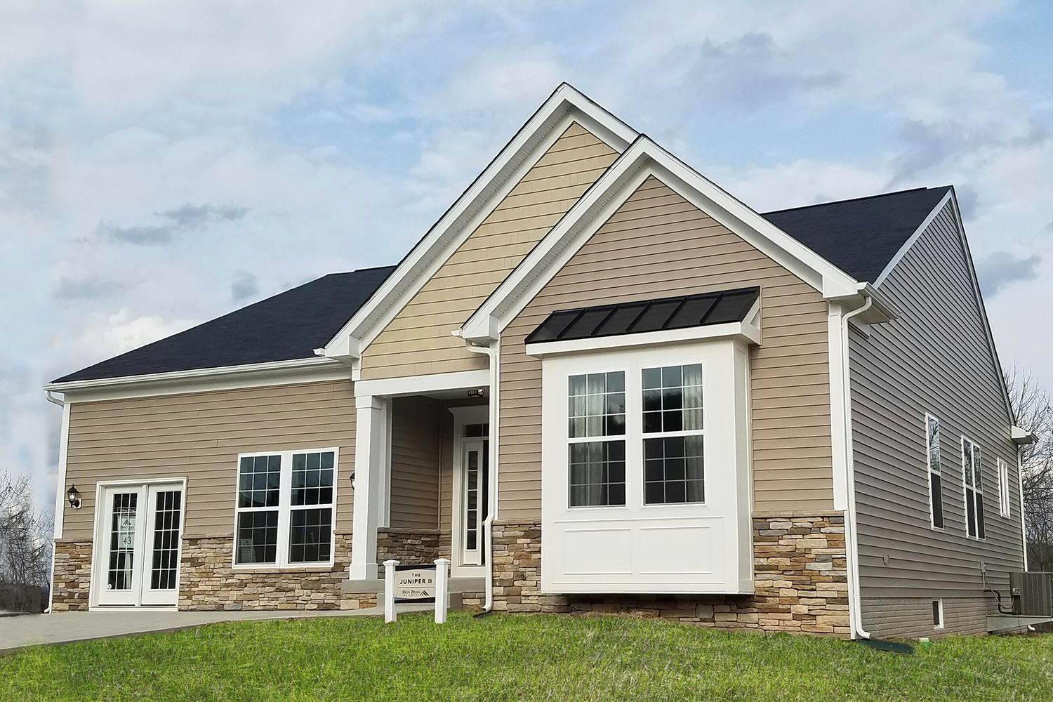 Single Family for Sale at Juniper Ii 43 Woodbury Drive Fairmont, West Virginia 26554 United States