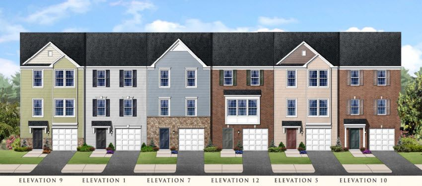 Single Family for Sale at The Meadows - Townhomes - York Ii 219 Meadow Ponds Lane Maidsville, West Virginia 26541 United States