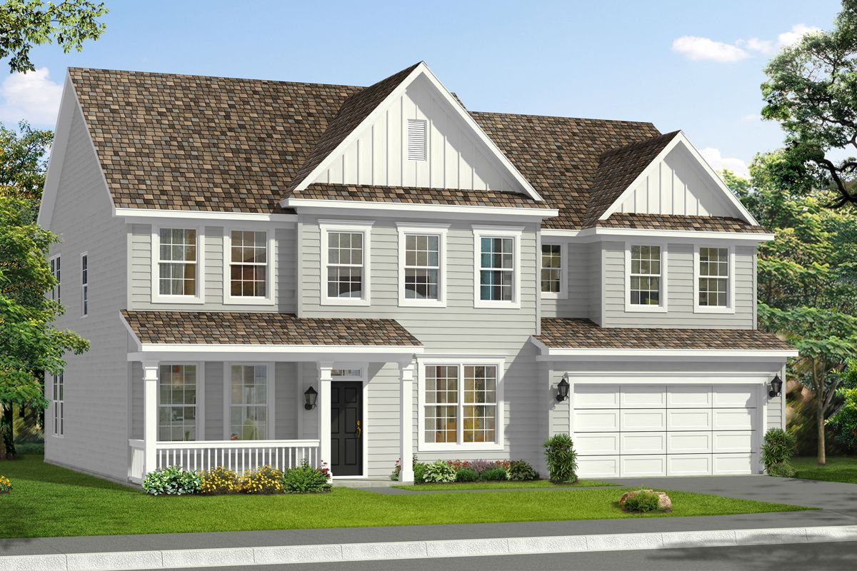 Single Family for Sale at Arrowhead Estates - Stonefield 928 Avalon Drive Mebane, North Carolina 27302 United States