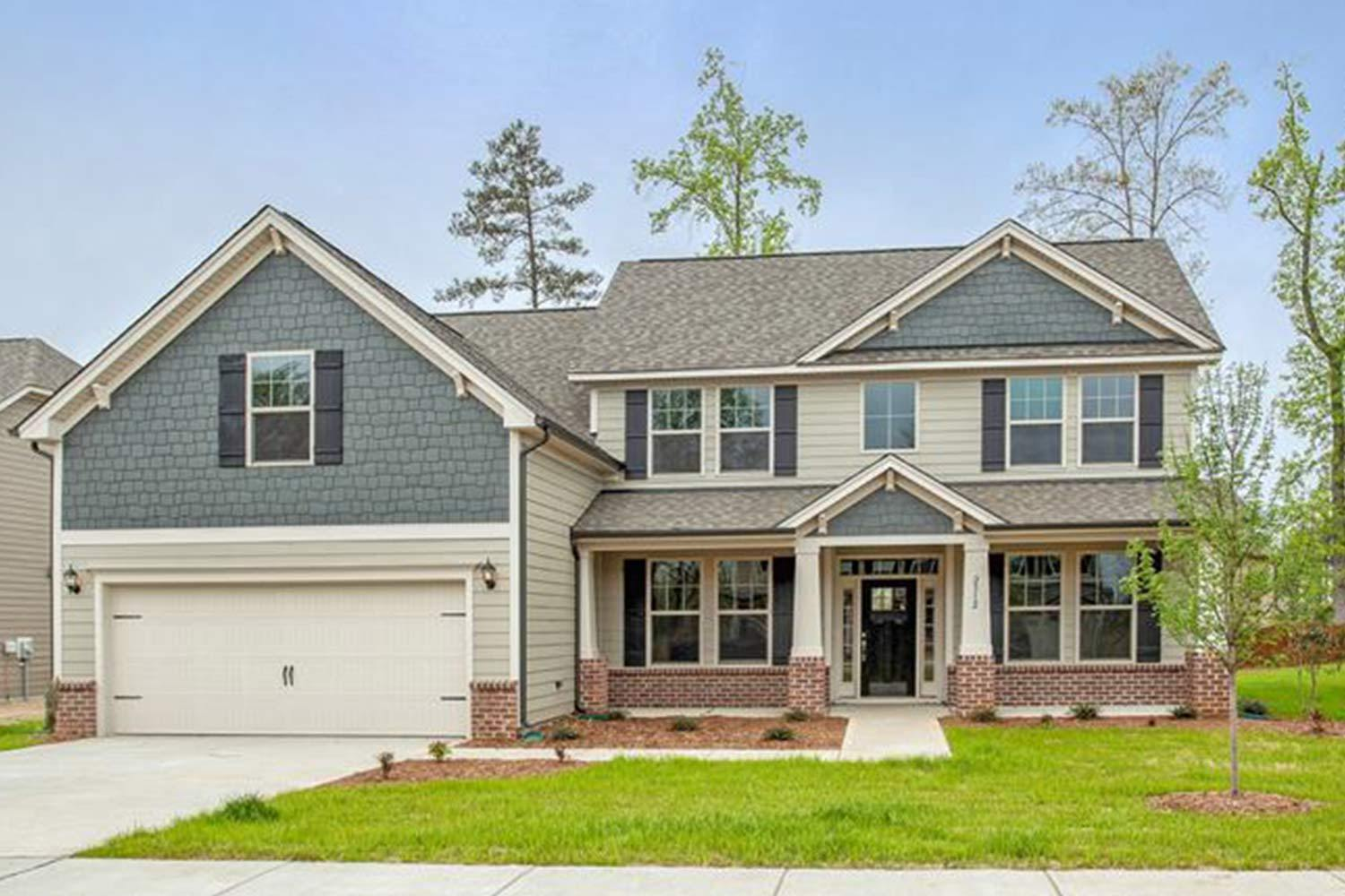 Olde Liberty Estates New Homes In Youngsville Nc By Dan