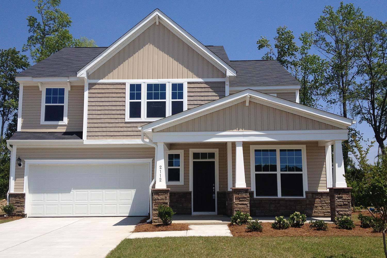 Olde Liberty Manors New Homes In Youngsville Nc By Dan