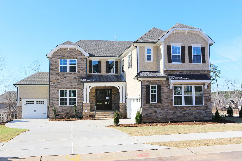 Single Family for Sale at Stonehaven Ii 5109 Gansett Lane Raleigh, North Carolina 27612 United States