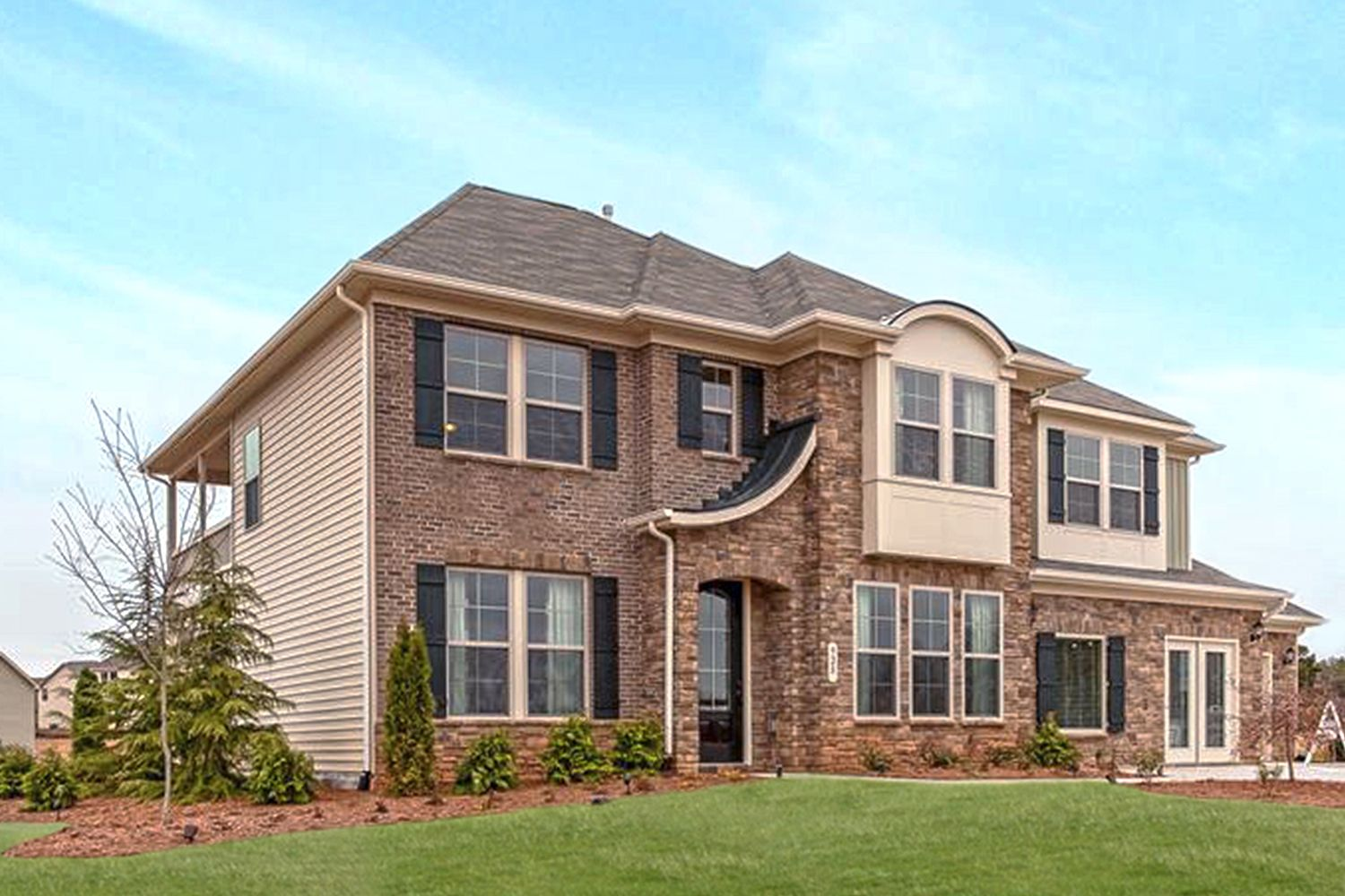 River Dell East At Flowers Plantation New Homes In Clayton