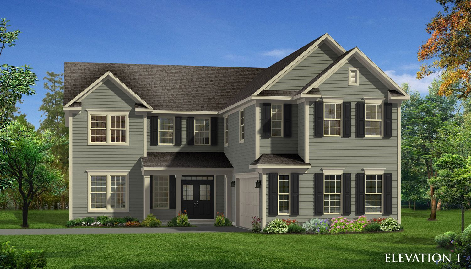 Dan ryan builders river dell east at flowers plantation for Home builders in eastern nc