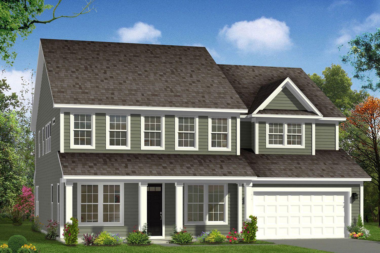 Single Family for Sale at Arrowhead Estates - Stonehaven 928 Avalon Drive Mebane, North Carolina 27302 United States