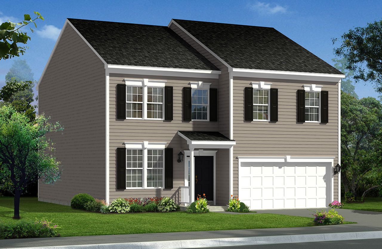 Single Family for Sale at Mill Run - Cumberland Ii 105 Ports Circle Walkersville, 21793 United States