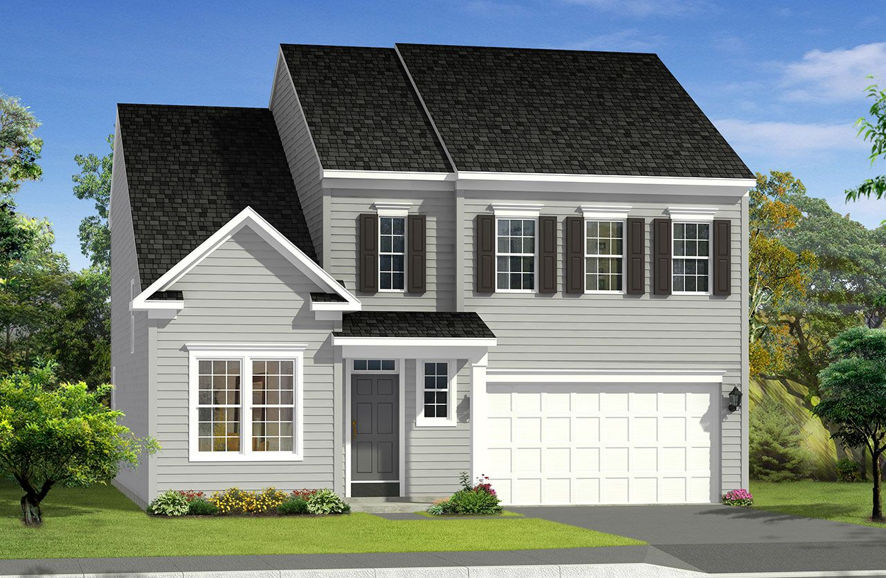 Single Family for Sale at Mill Run - Concord Ii 105 Ports Circle Walkersville, 21793 United States