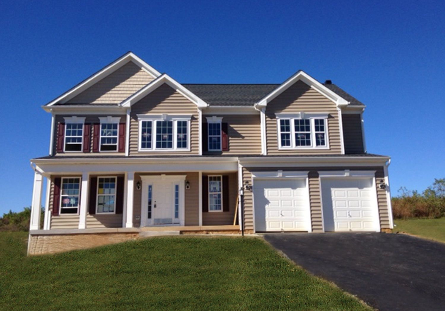 New homes harpers ferry wv houzz review for Wv home builders