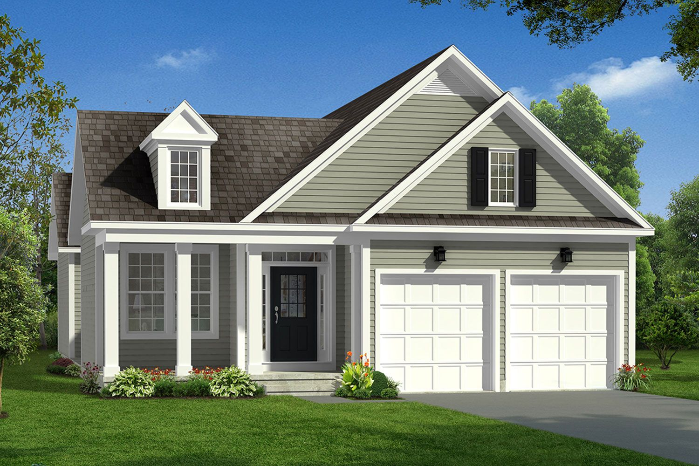 Single Family for Sale at Cedar Meadows - Hogan Ii 500 White Oak Rd. White Post, Virginia 22663 United States
