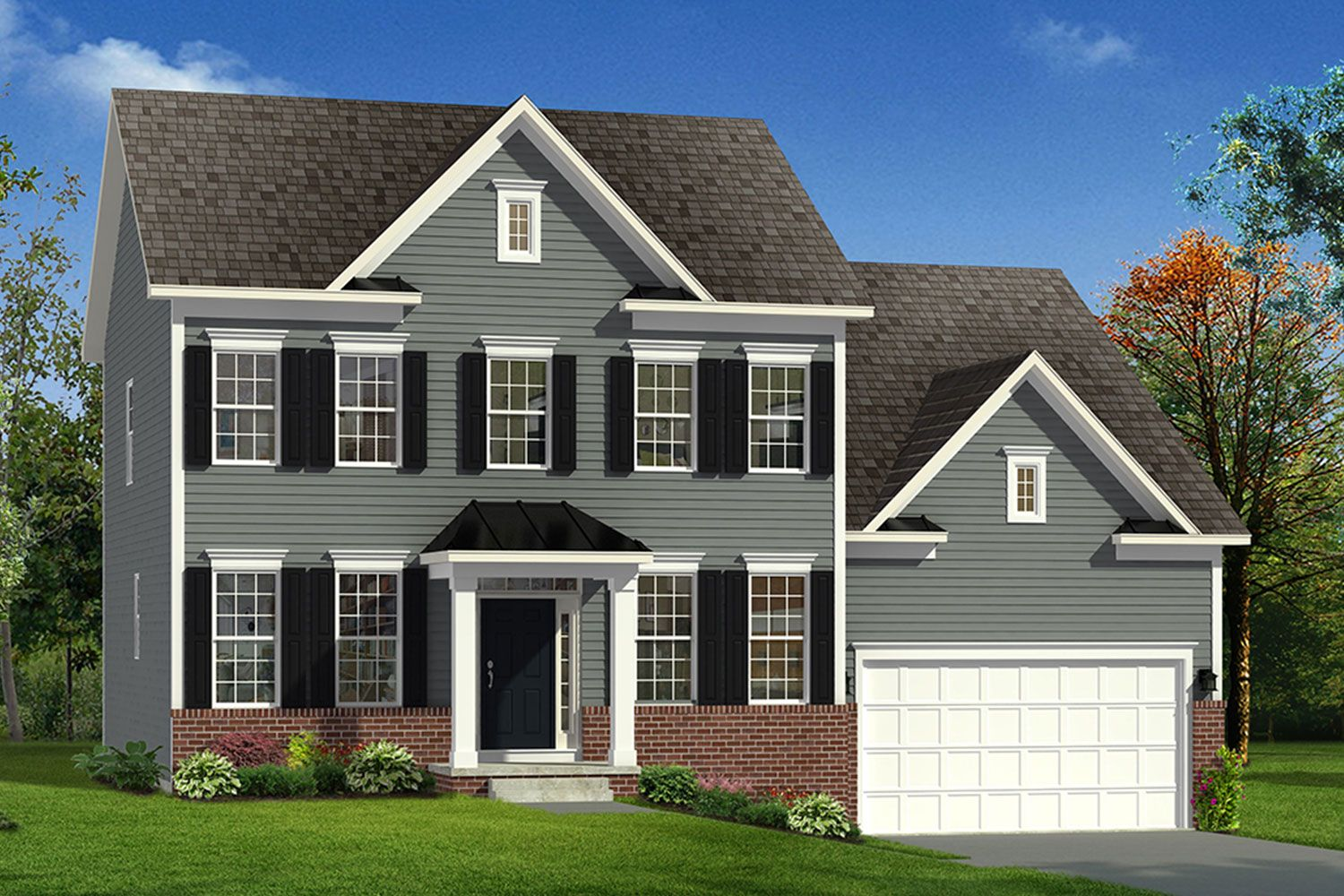 Fort washington new homes new homes for sale in fort for Modern homes for sale in maryland