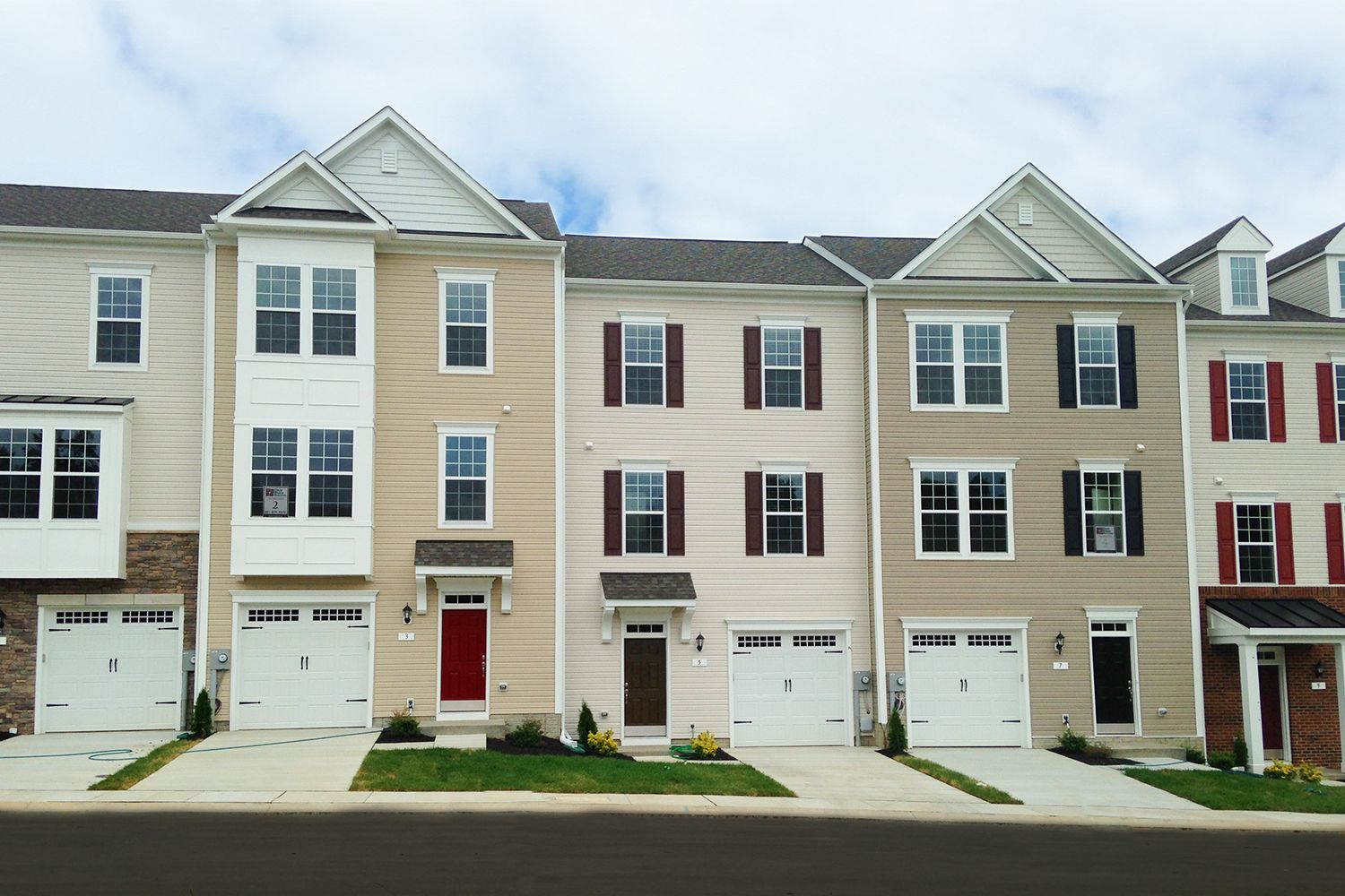 Creekside new homes in thurmont md by dan ryan builders for Maryland home builders