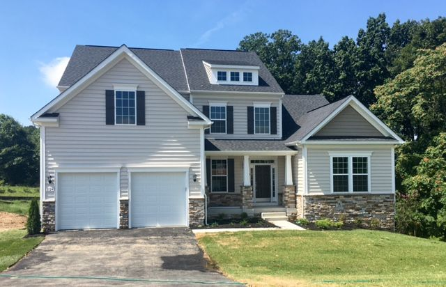 Single Family for Active at Shipley Meadows - Browning Ii 2112 Gable Drive Jessup, Maryland 20794 United States