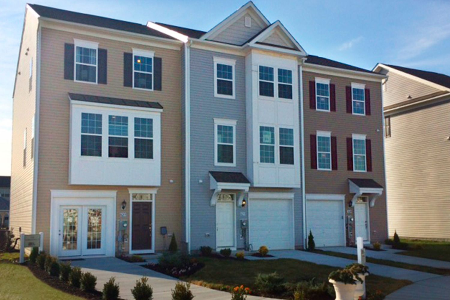 Kensington terrace new homes in martinsburg wv by dan ryan for Home builders in wv