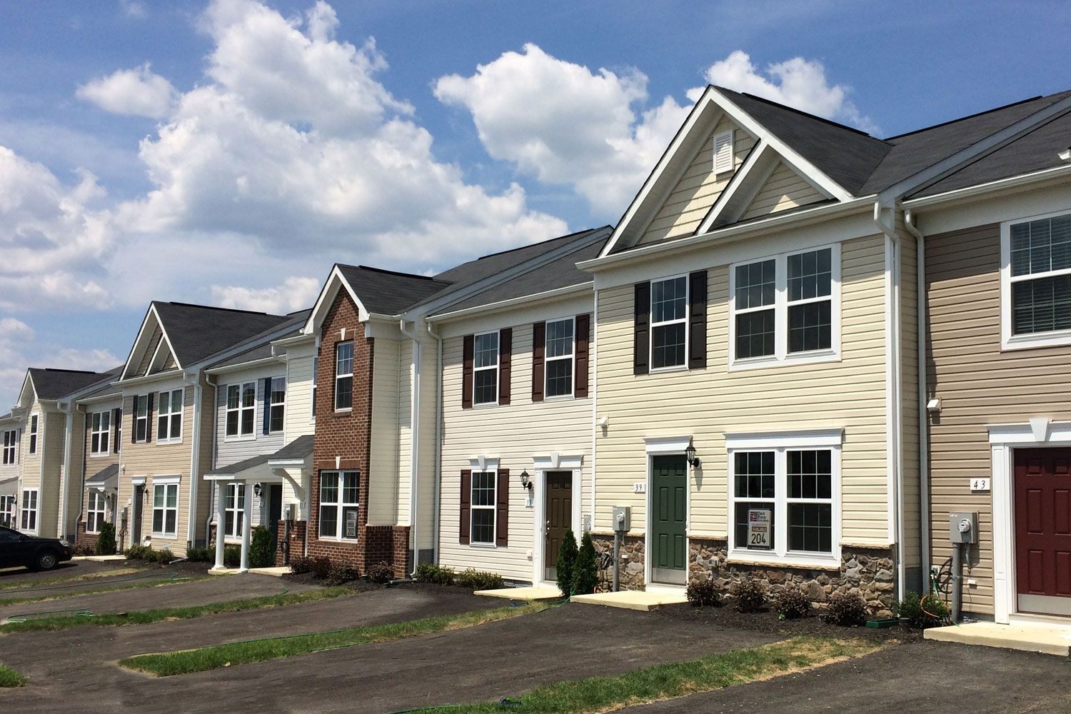 Manor Park New Homes In Martinsburg Wv By Dan Ryan Builders