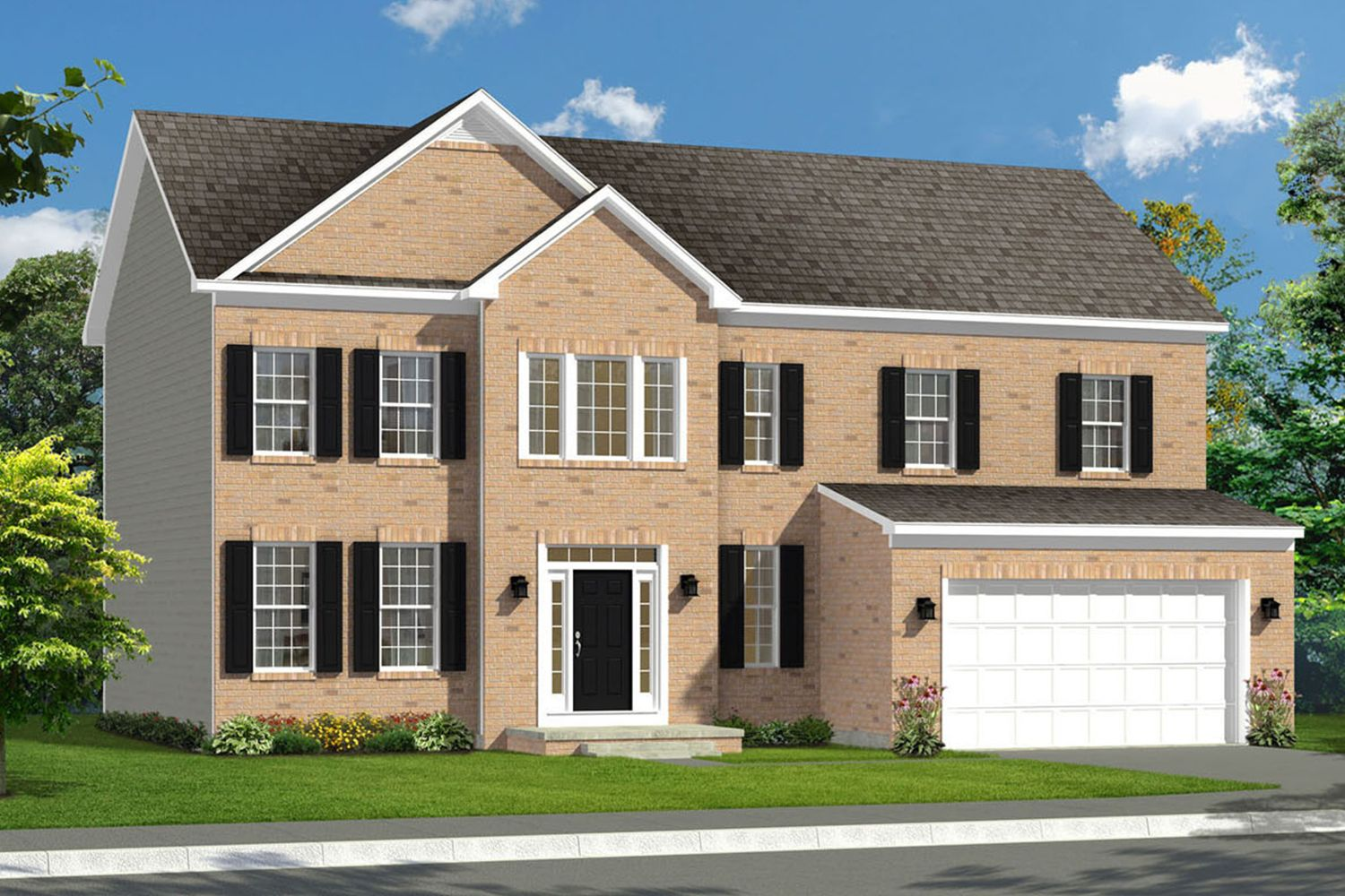 dan ryan builders shipley meadows fairfax ii 1227419 jessup md new home for sale homegain
