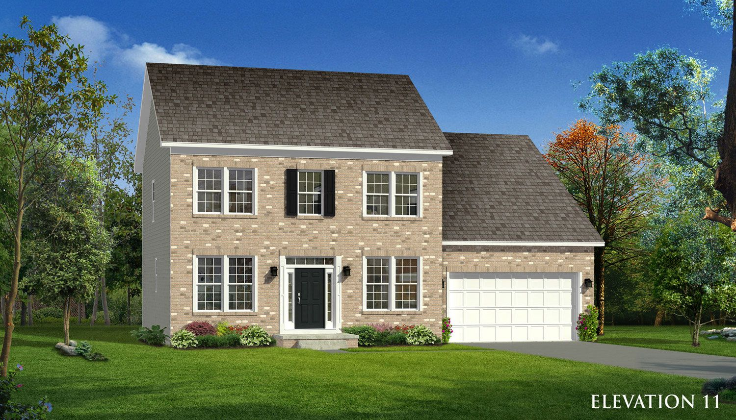Single Family for Active at Shipley Meadows - Fairfax Ii 2112 Gable Drive Jessup, Maryland 20794 United States