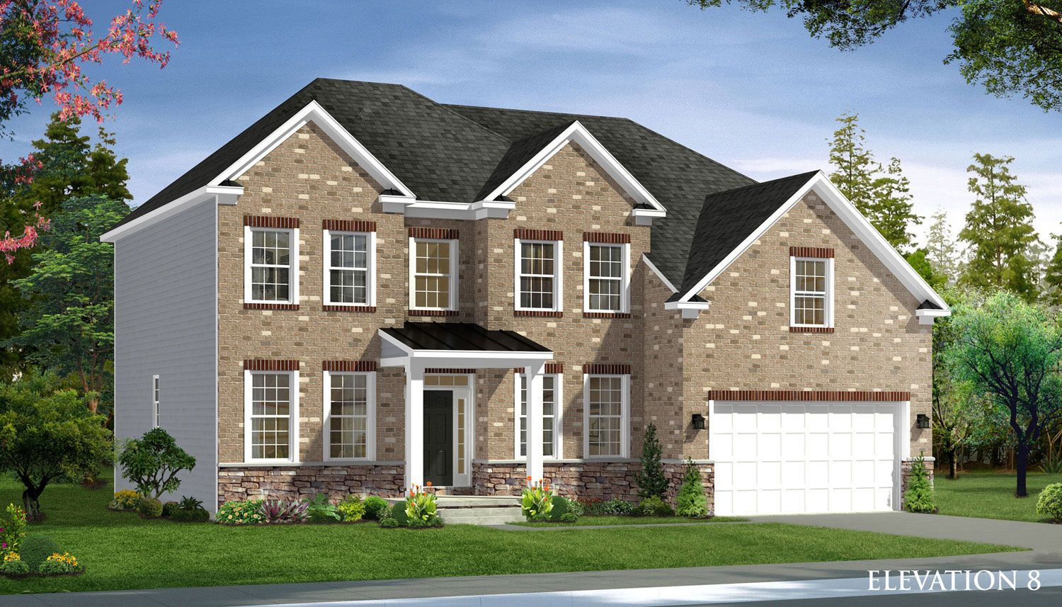 Single Family for Active at Shipley Meadows - Castlerock Ii 2112 Gable Drive Jessup, Maryland 20794 United States