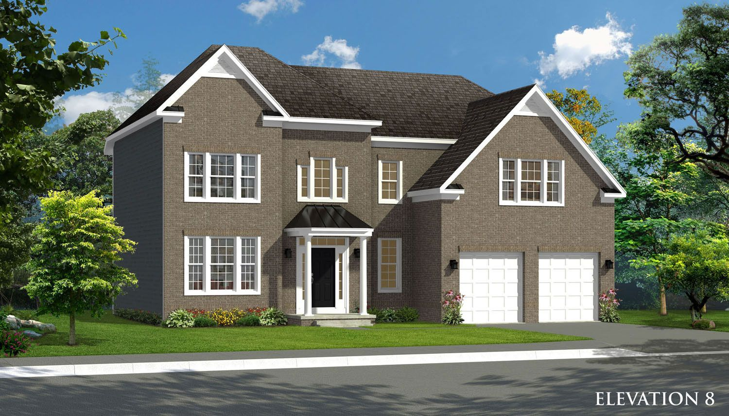 Single Family for Active at Shipley Meadows - Oakdale Ii 2112 Gable Drive Jessup, Maryland 20794 United States