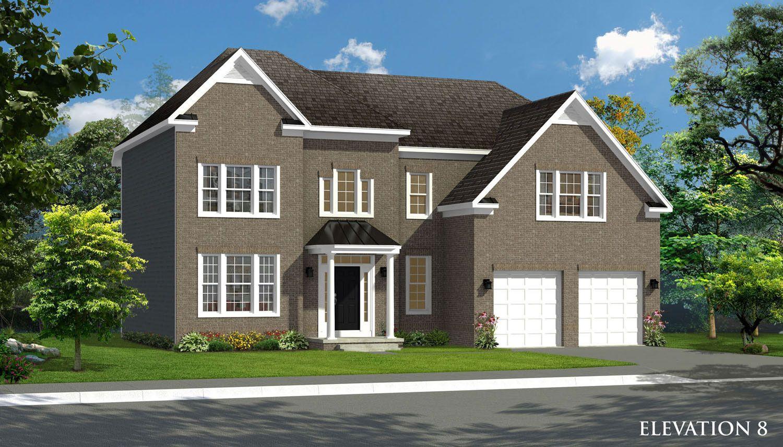 单亲家庭 为 销售 在 Shipley Meadows - Oakdale Ii 2112 Gable Drive Jessup, Maryland 20794 United States