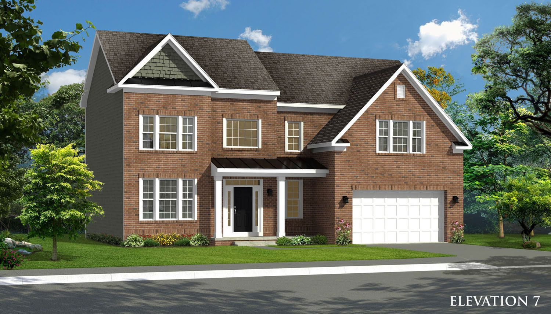 Unifamiliar por un Venta en Oakdale Ii 3718 Pentland Hills Drive Upper Marlboro, Maryland 20774 United States