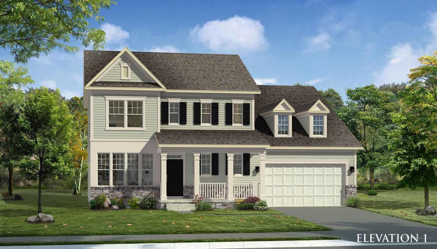 Single Family for Active at Parkside At Walkersville - Colton Ii 101 Hibiscus Court Walkersville, Maryland 21793 United States