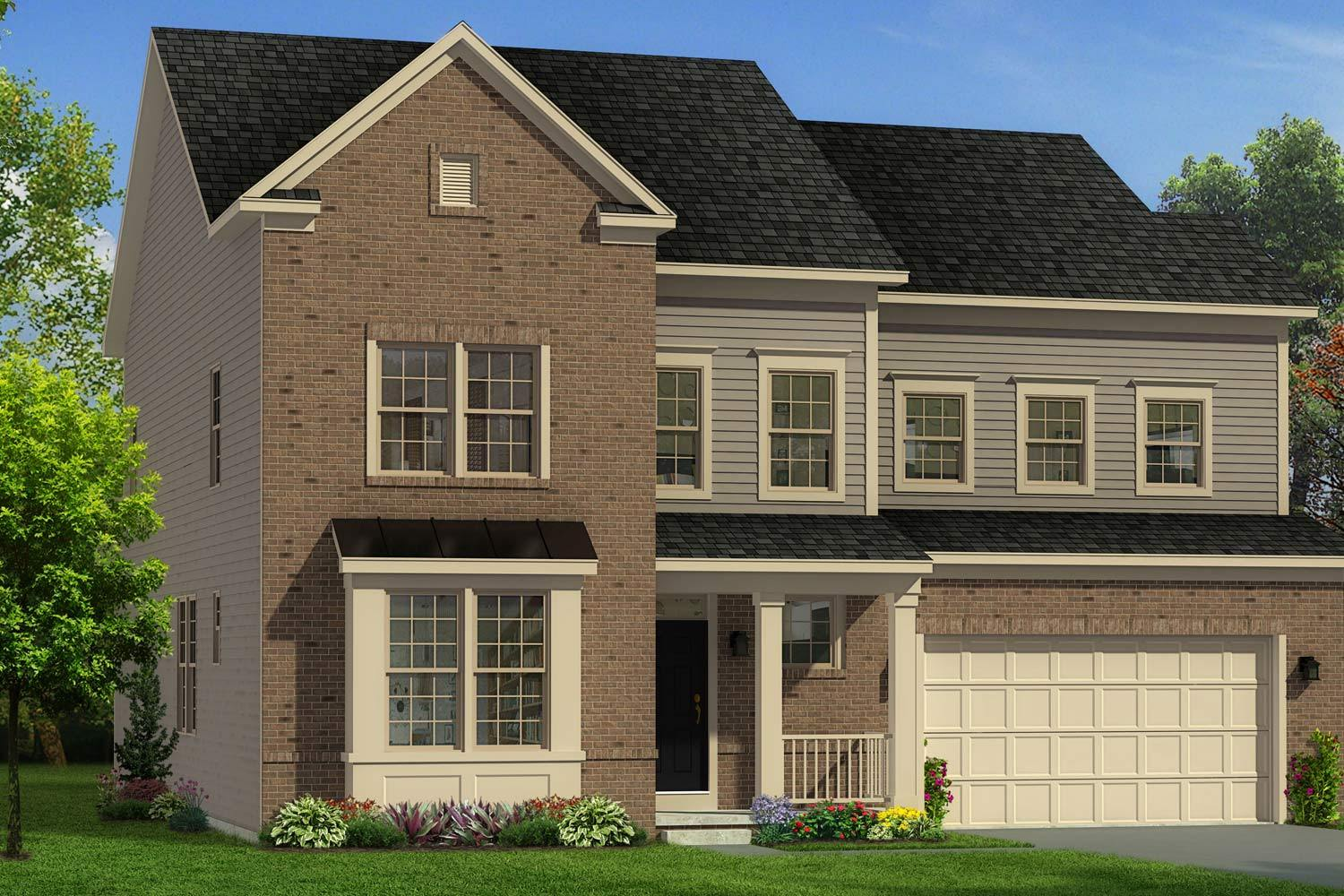 New Home Builders Near Pittsburgh