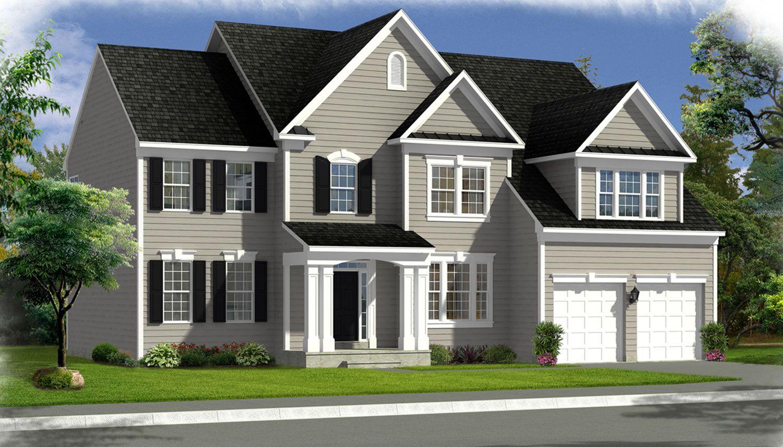 Single Family for Sale at Kevington - Biltmore Ii 1003 Nicole Drive Bridgeville, Pennsylvania 15017 United States