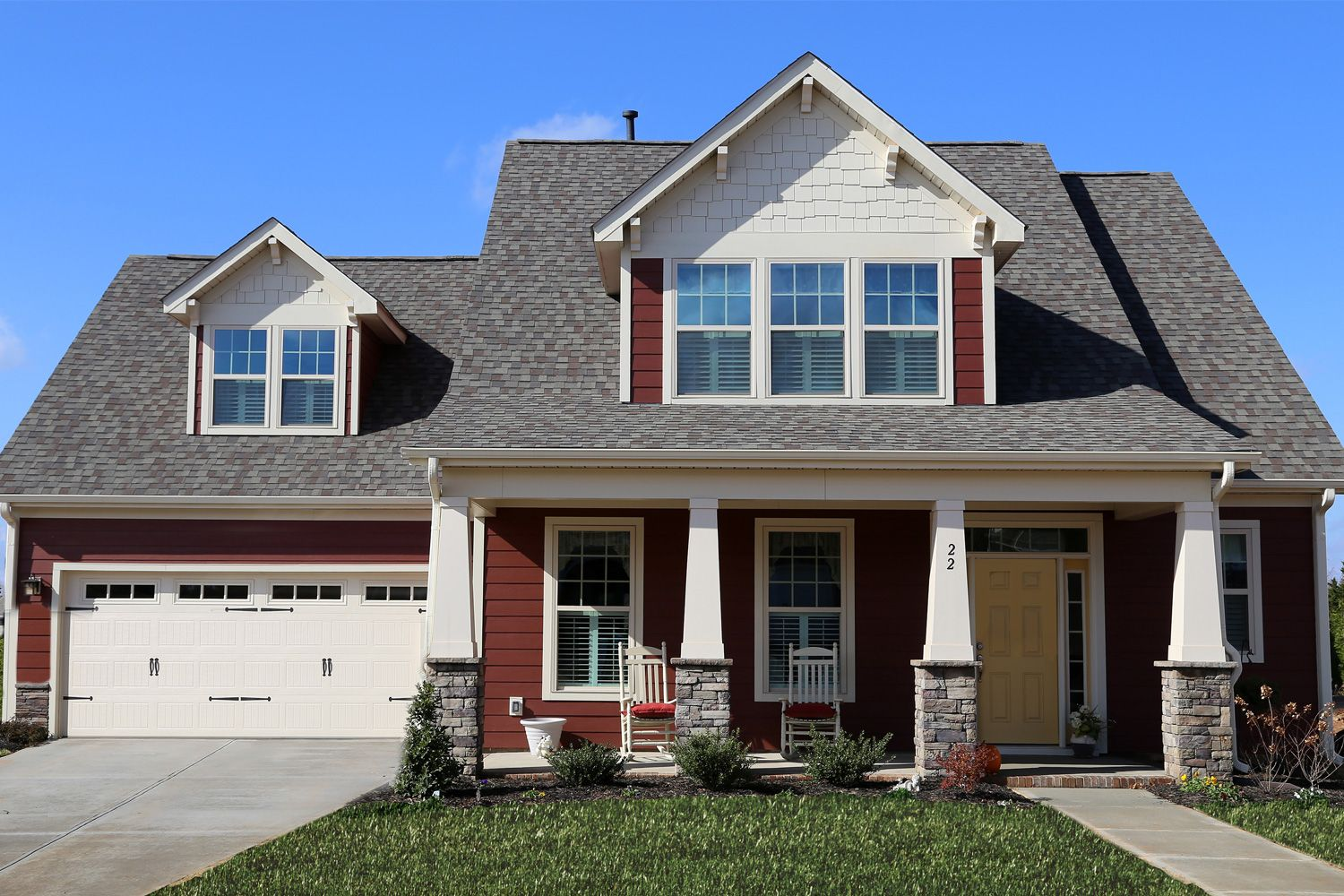 Single Family for Sale at Cooper 3 507 Palladio Drive Greenville, South Carolina 29617 United States
