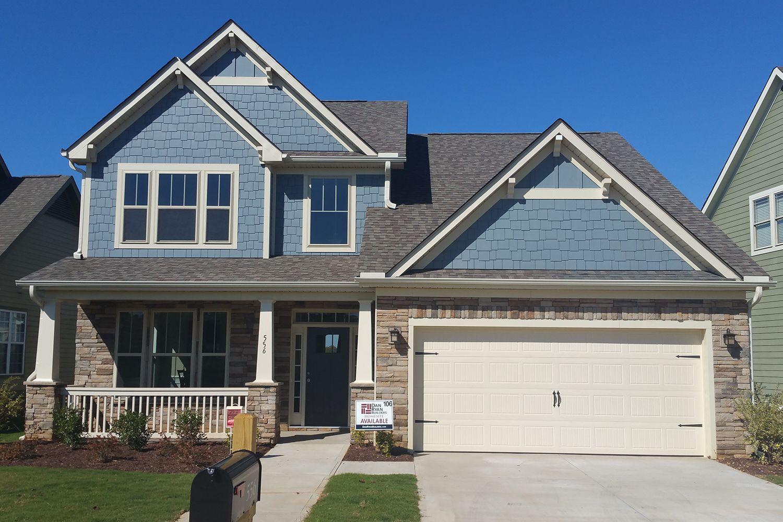 Single Family for Sale at Middleton 100 Quail Creek Drive Greer, South Carolina 29650 United States