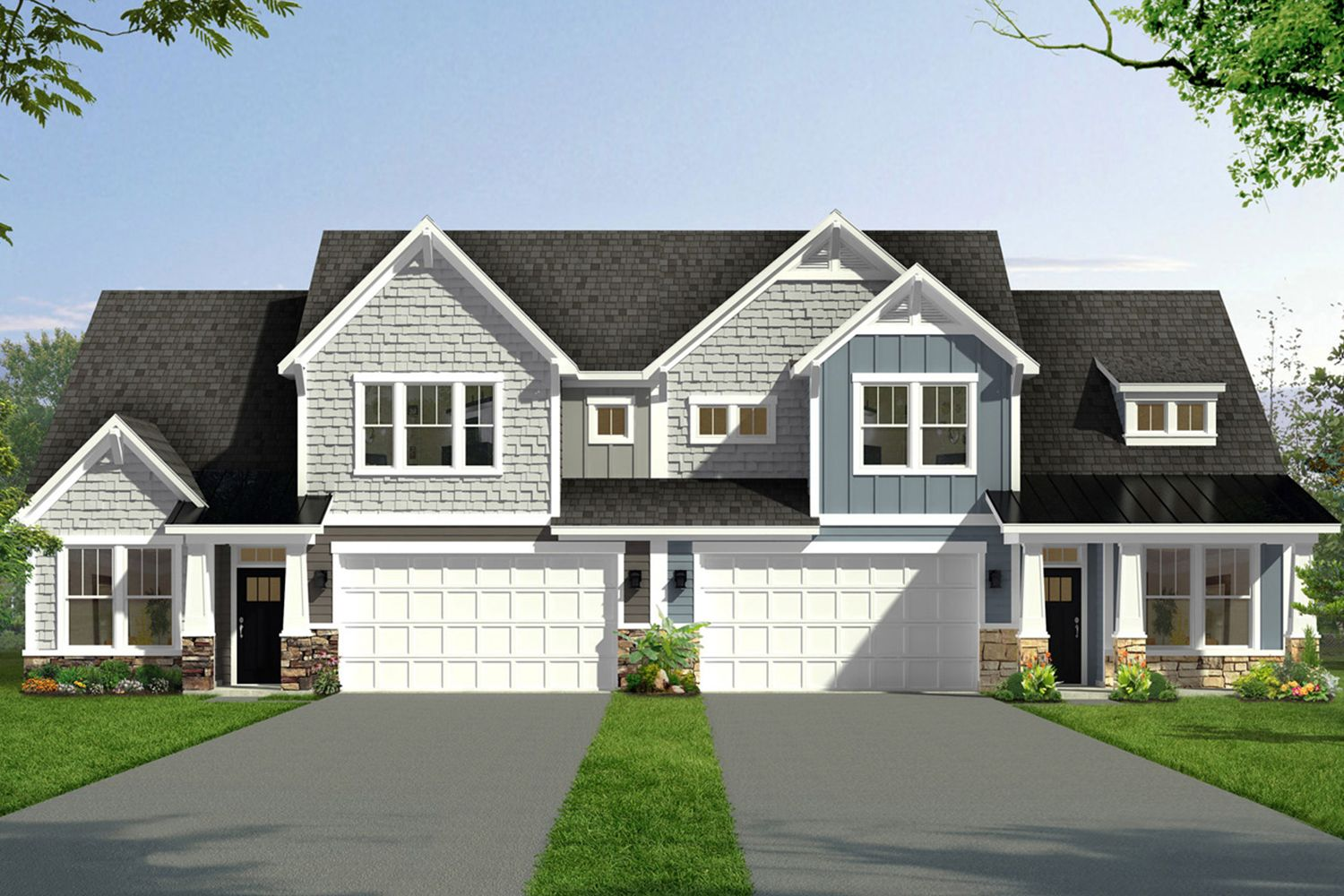 Single Family for Sale at Village At Green Meadows - Fenway 2414 Corn Rd. Greenville, South Carolina 29607 United States
