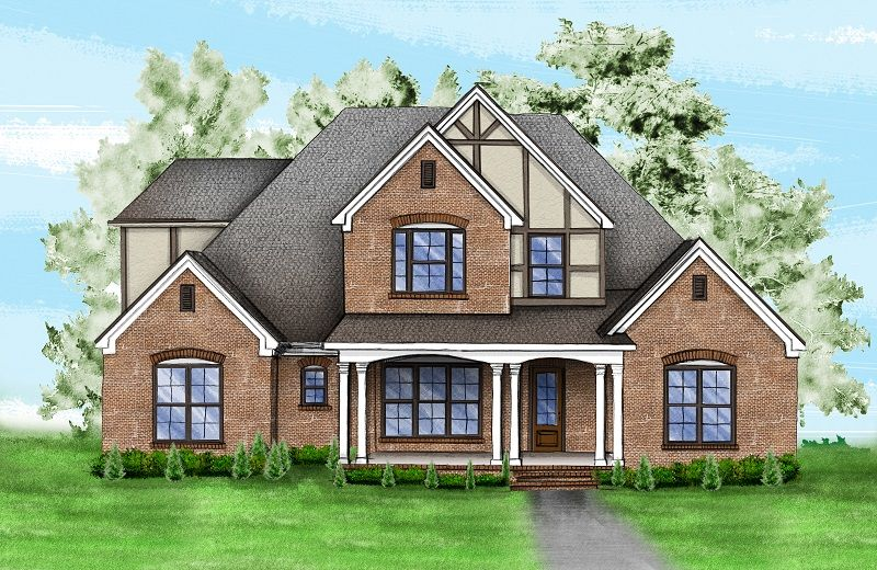 Single Family for Active at Carrington Lakes - Jackson 5659 Carrington Lake Parkway Trussville, Alabama 35173 United States