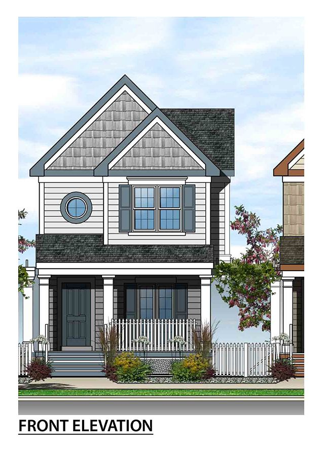 Single Family for Sale at Island Beach Way - Kingfisher 204 Grant Ave Seaside Heights, New Jersey 08751 United States