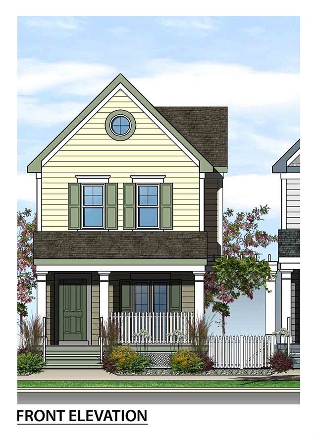 Single Family for Sale at Island Beach Way - Crane 204 Grant Ave Seaside Heights, New Jersey 08751 United States