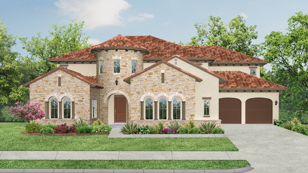 Single Family for Sale at Riverstone, Avalon 80' Luxury Homes, 8000 Series - 8093 5406 Pipers Creek Court Sugar Land, Texas 77479 United States