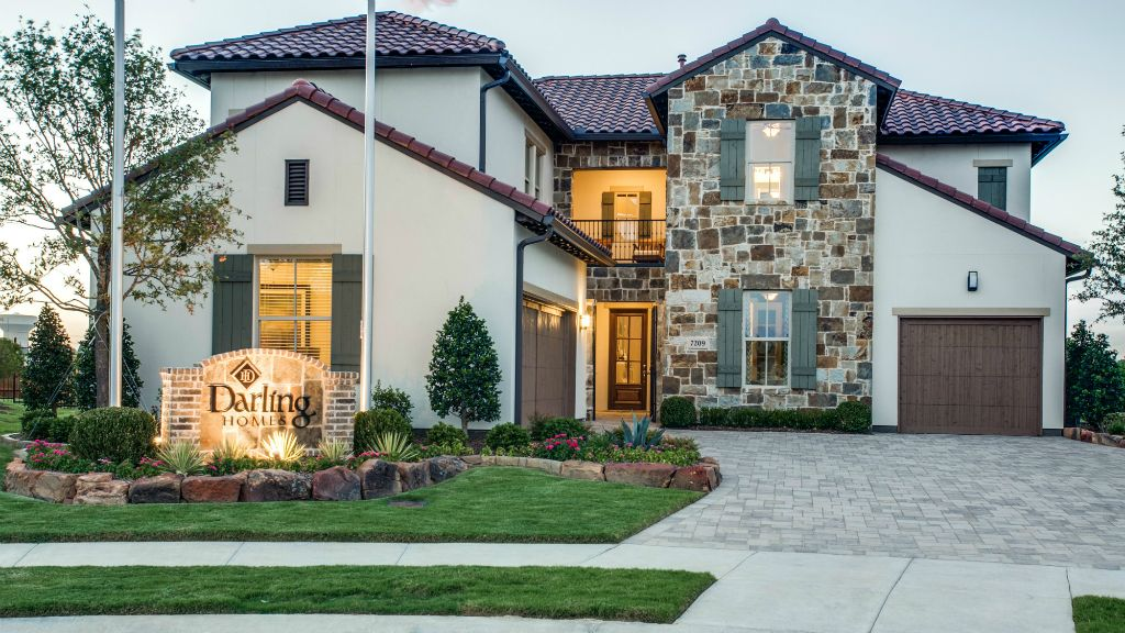 New Patio Homes In Katy Tx