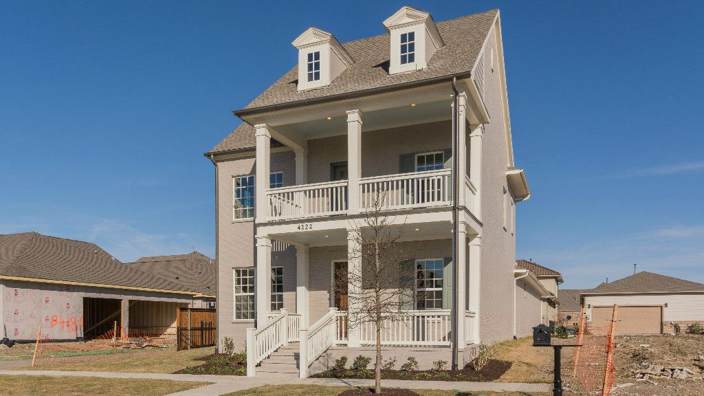 Single Family for Sale at 3535 Model Plan 2837 Waverly Lake Dallas, Texas 75065 United States