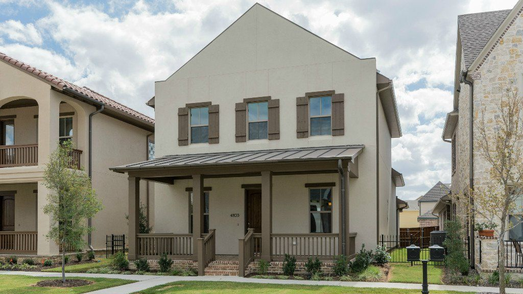 Single Family for Sale at 3530 Plan 2833 Waverly Lake Dallas, Texas 75065 United States