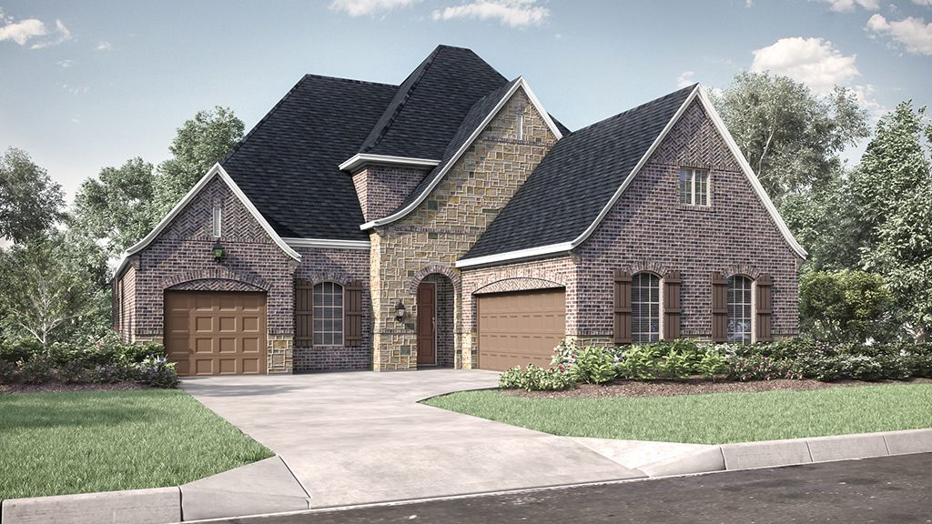 Single Family for Sale at Bering Heights At Parkside - 5028 Plan 7021 Arches Avenue Irving, Texas 75063 United States