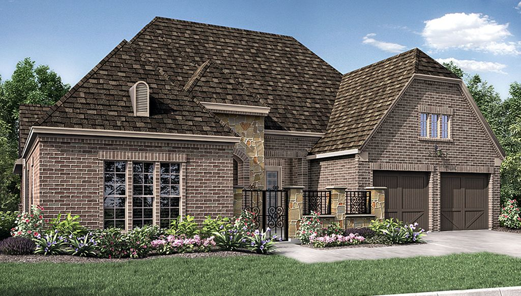 Newman Village Patio 65 Homesites By Darling Homes