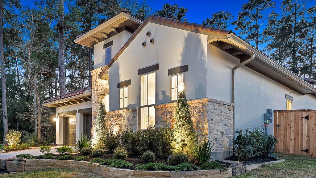 Darling Homes The Woodlands Cassena Grove 55 Patio Homesites