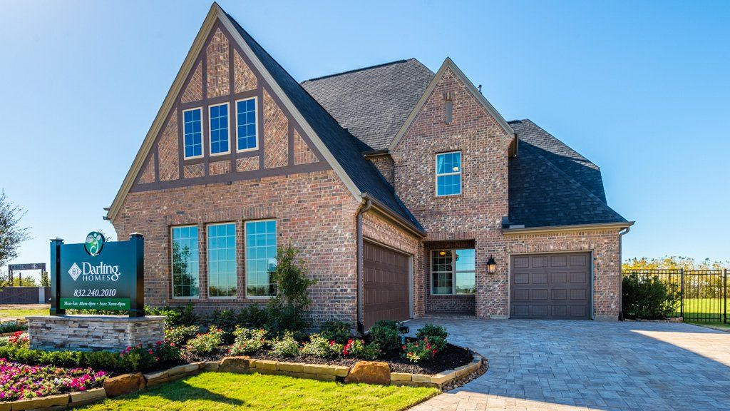 Darling Homes Riverstone Riverstone Avalon 70 Homesites 7490