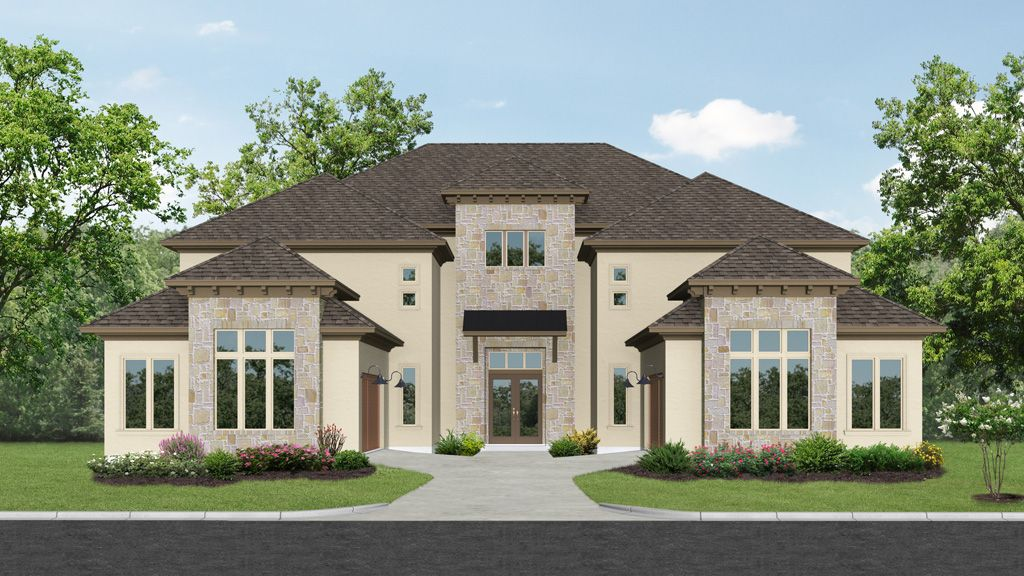 Single Family for Sale at The Woodlands, Coronet Waterbridge 80s - 8086 4 Waterbridge Drive The Woodlands, Texas 77375 United States