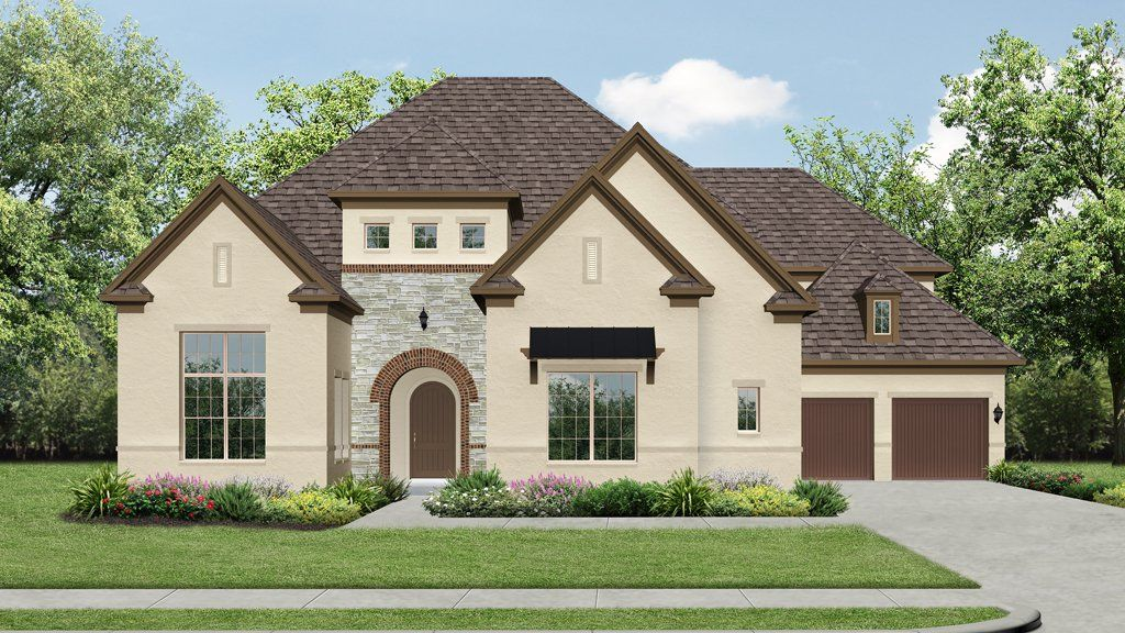 Single Family for Active at Riverstone, Avalon - 80' Homesites - 8093 5406 Pipers Creek Court Sugar Land, Texas 77479 United States