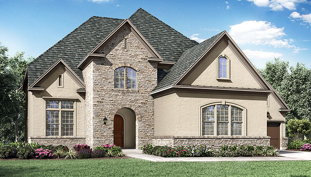 Single Family for Active at Riverstone, Avalon - 80' Homesites - 8091 5406 Pipers Creek Court Sugar Land, Texas 77479 United States