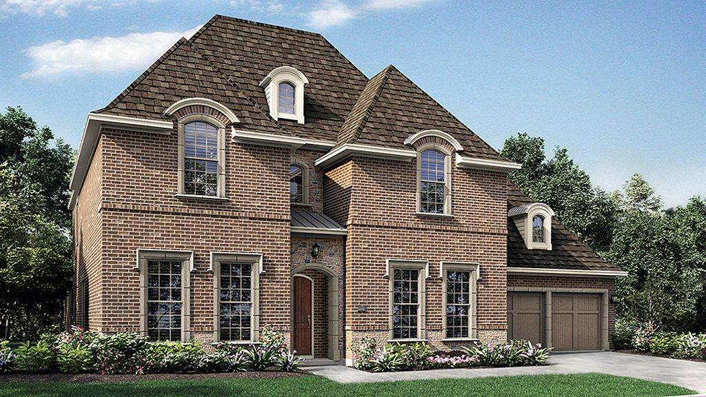 Single Family for Active at Riverstone, Avalon - 80' Homesites - 7446 5406 Pipers Creek Court Sugar Land, Texas 77479 United States