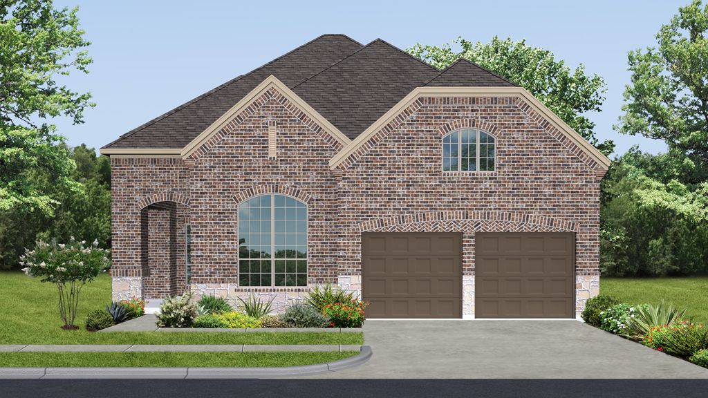 Single Family for Sale at Windsong Ranch 61s - 5487 4440 Acacia Parkway Prosper, Texas 75078 United States