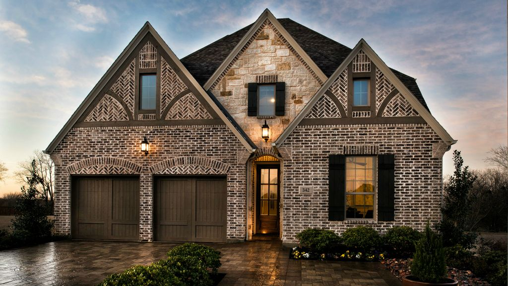 Single Family for Sale at 4055 Model Plan 342 Harmony Hill Road Grapevine, Texas 76051 United States
